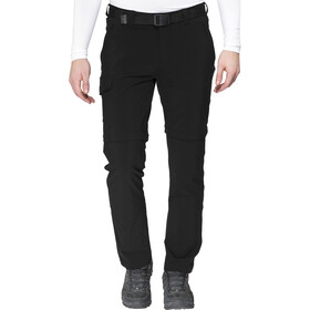 Maier Sports Torid Slim Afritsbroek Heren, black